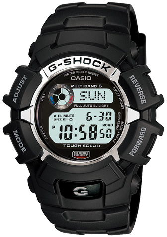 Мужские наручные часы Casio GW-2310-1E (G-Shock)