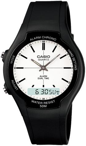 Часы Casio AW-90H-7E