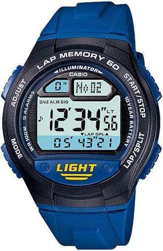Часы Casio W-734-2A