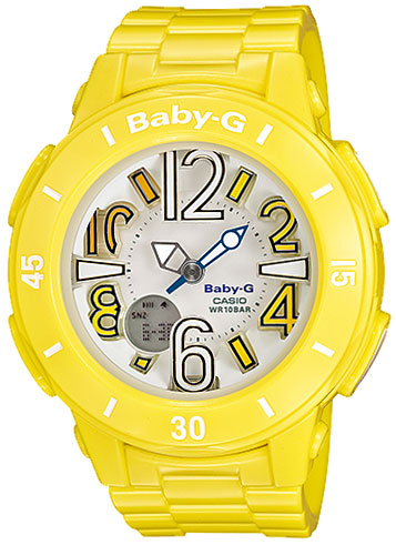 Женские наручные часы Casio BGA-170-9B (Baby-G)