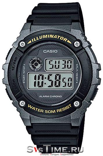 Мужские наручные часы Casio W-216H-1B