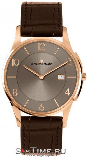 Унисекс наручные часы Jacques Lemans 1-1777Y