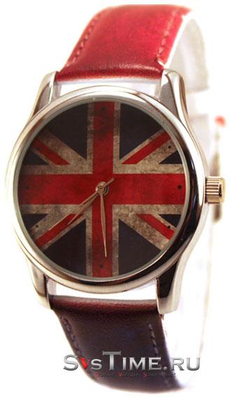 Shot Style Британский флаг