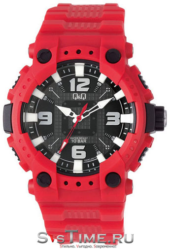 Мужские наручные часы Q&Q GW82-005