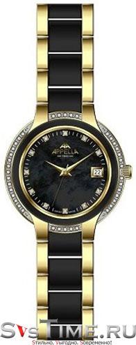 Наручные часы женские Appella 4392.44.1.0.04