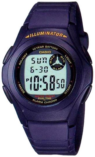 Часы Casio F-200W-2A