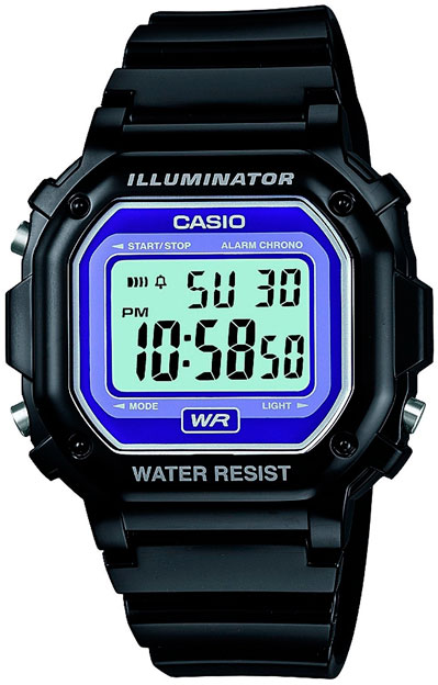 Часы Casio F-108WHC-1B