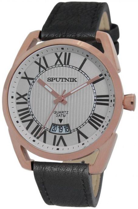 Наручные часы Спутник М-400560/8 (сталь)