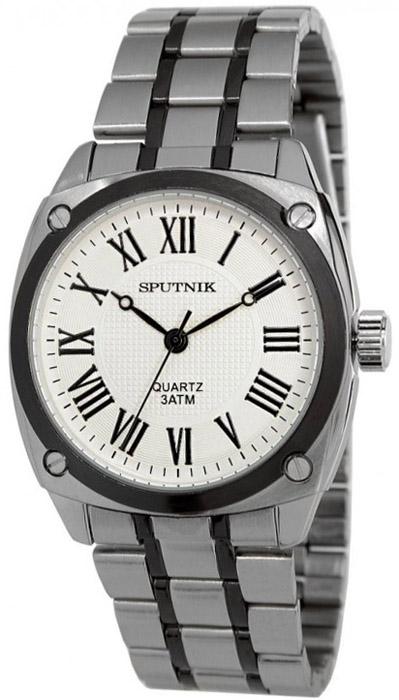 Наручные часы Спутник М-996431/1.3.3 (сталь)
