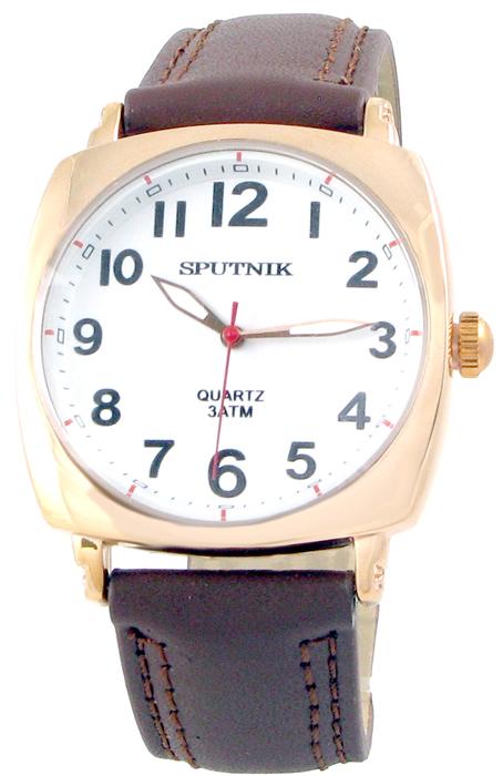 Мужские наручные часы Спутник М-858010/8 (бел.)