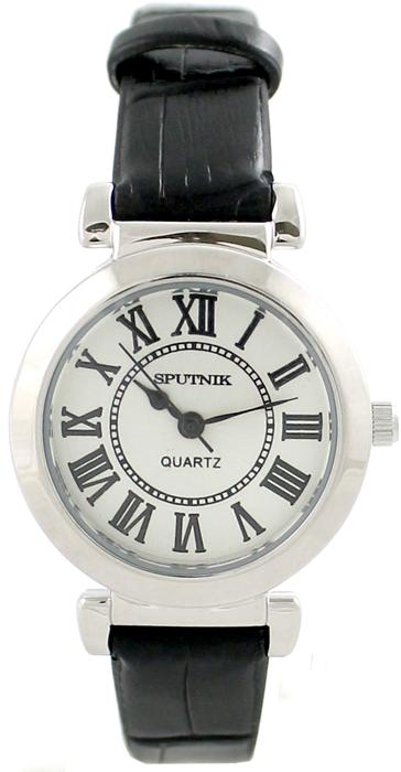 Наручные часы Спутник Л-200621/1 (сталь) ч.р.