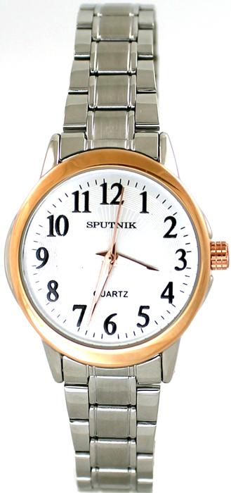 Наручные часы Спутник Л-800030/6 (сталь)