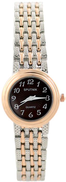 Наручные часы Спутник Л-882720/6 (корич.)