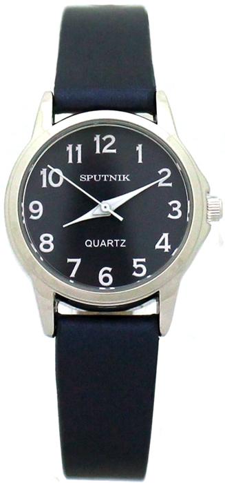 Наручные часы Спутник Л-200840/1 (син.) син.р.
