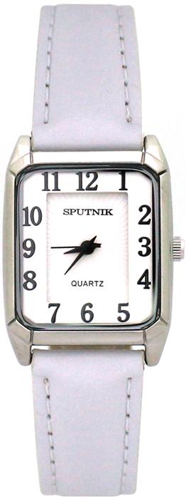 Женские наручные часы Спутник Л-200880/1 (сталь) б.р.