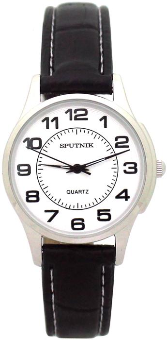 Наручные часы Спутник Л-200950/1 (сталь) ч.р.