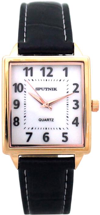 Наручные часы Спутник Л-200980/8 (перл.) ч.р.