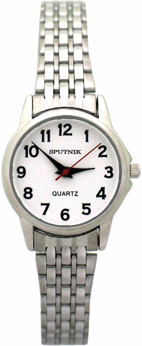 Наручные часы Спутник Л-800000/1 (сталь)