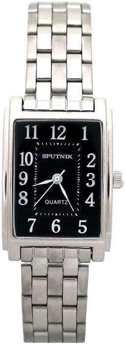 Наручные часы Спутник Л-800010/1 (черн.)