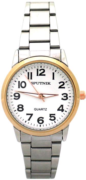 Наручные часы Спутник Л-800020/6 (сталь)