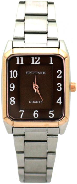 Наручные часы Спутник Л-800040/6 (корич.)