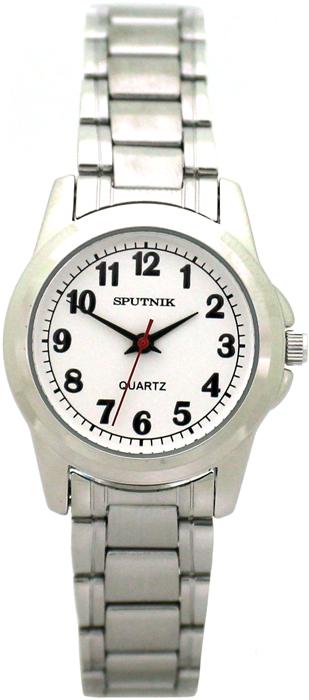 Наручные часы Спутник Л-800090/1 (сталь)
