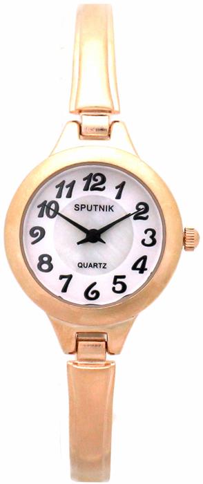 Наручные часы Спутник Л-882840/8 (бел.+перл.)