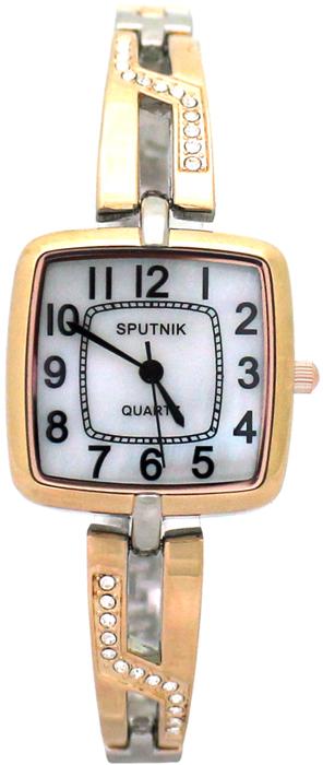 Наручные часы Спутник Л-900560/6 (перл.)