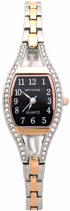 Наручные часы Спутник Л-900720/6 (черн.)