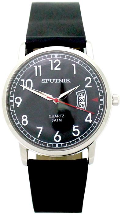 Наручные часы Спутник М-400660/1 (черн.)