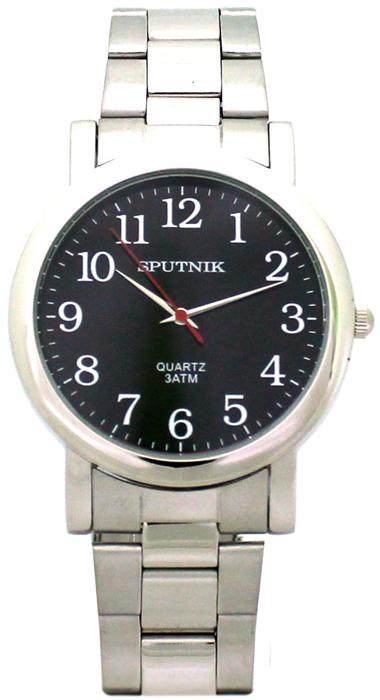 Наручные часы Спутник М-996230/1 (черн.)