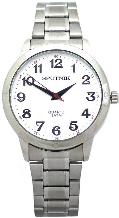 Наручные часы Спутник М-996630/1 (сталь)