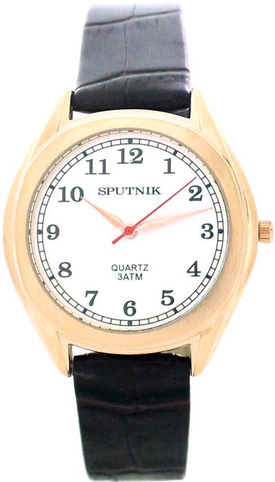 Мужские наручные часы Спутник М-857840/8 (бел.)