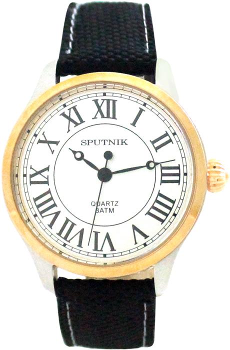 Мужские наручные часы Спутник М-857981/6 (сталь)