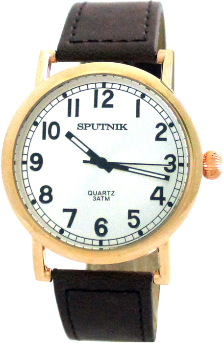 Мужские наручные часы Спутник М-858020/8 (сталь)