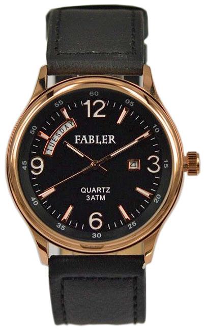 Наручные часы мужские Fabler FM-710161/8 (черн.)