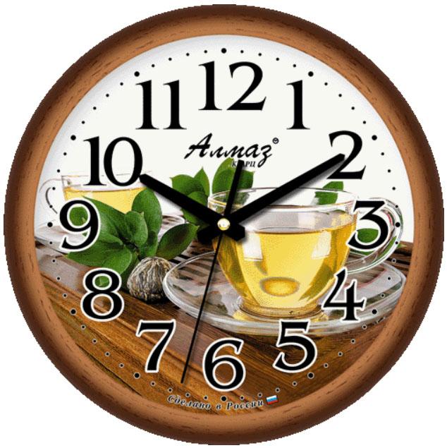 Настенные часы Алмаз 073