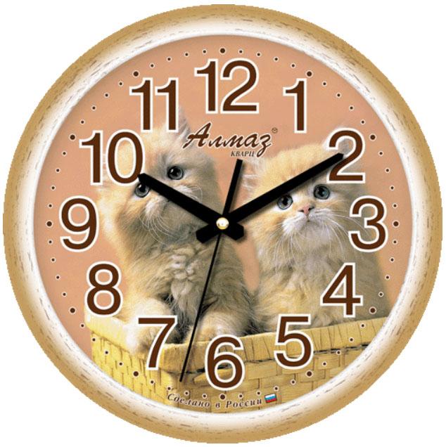 Настенные часы Алмаз 079