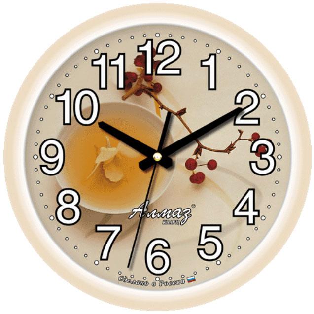 Настенные часы Алмаз 098