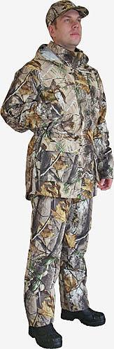 4215А/5213А Костюм демисезонный для охотников Микрофибра