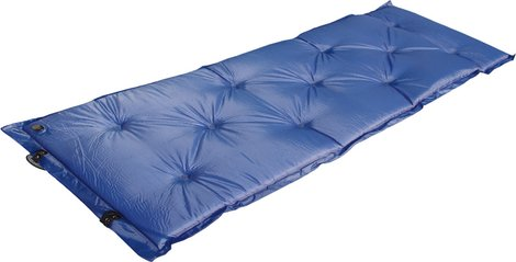 Коврик самонад. Trekking Matte синий, 180х55х2,5 см, 41022