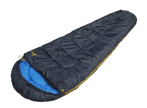 Мешок спальный Timbarra синий, 220х80/55 см, 25046