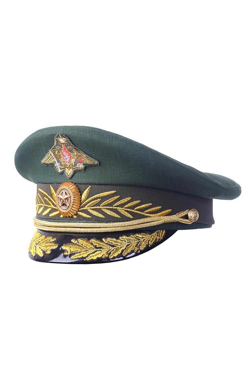 1014 фуражка повседневная для генералов смесовая Рип-Стоп