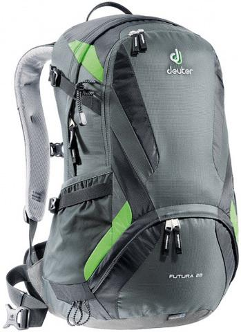 Рюкзак Deuter 2015 Aircomfort Futura Futura 28 granite-black