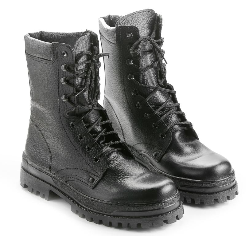 Ботинки с высоким берцем Витязь арт.68Т