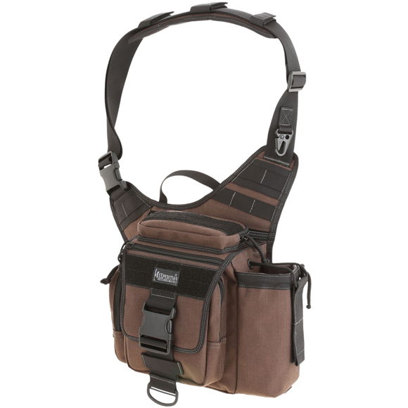 Сумка Maxpedition Jumbo Versipack S-type dark brown