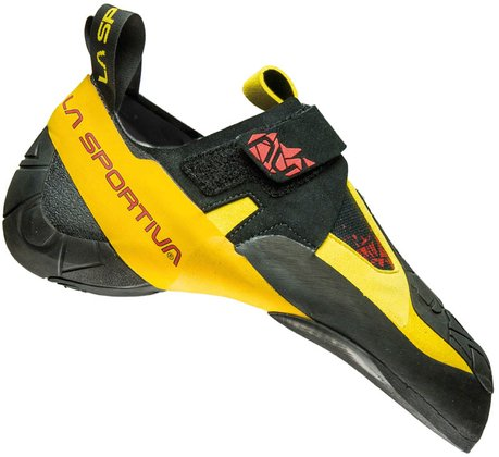 Туфли скальные SKWAMA Black/Yellow, 10SBY