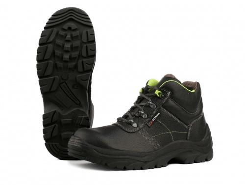 Ботинки кожаные Неон Basic ПУ