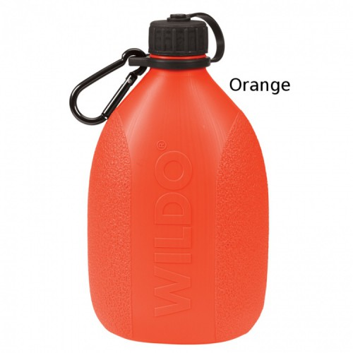 Фляга WILDO® HIKER BOTTLE ORANGE NEW, 4157