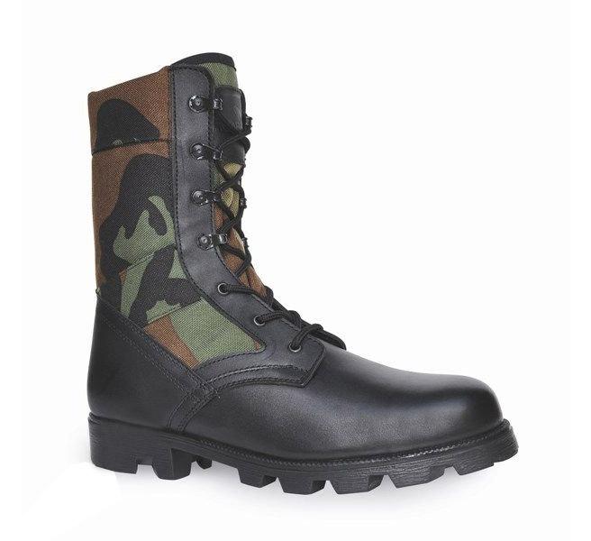 Ботинки облегченные с высокими берцами КАЛАХАРИ 11041 woodland